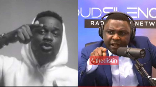 Do a diss song for the NPP to show you are not a hypocrite - Kevin Taylor jabs Sarkodie