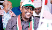 Suleiman Yusuf Koore became Somaliland's information minister in December