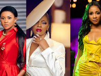 Some Ghanaian celebrities served elegant and wild looks on social media this week
