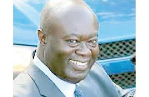 Kofi Jumah, Managing Director of GIHOC Distilleries