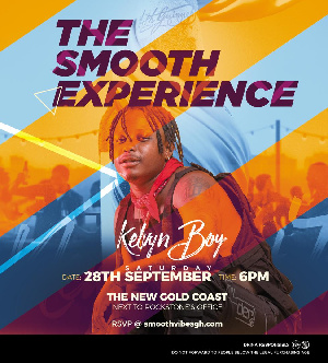 Kelvyn Boy will be performing on the night