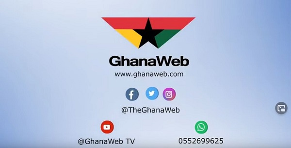 LIVESTREAMING: Watch GhanaWeb TV\'s compelling content