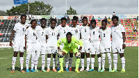 Ghana beat their Algerian counterparts 5 goals to nil in the first leg match played in Algeria