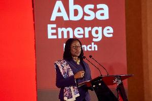 Elsie Addo Awadzi, Bank Of Ghana ABSA11qw