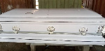 The white coffin is worth GH