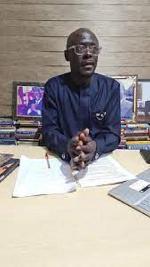 NPP communication team  member, Adomako Baafi