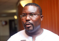Member of Parliament for Ketu, Richard Mawuli Koku Quarshigah