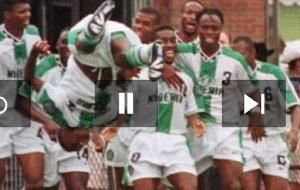 Nigeria Team Focus