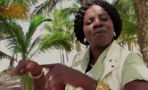 Ghanaian female gospel singer, Hannah Marfo