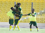 Watch highlights of Ebusua Dwarfs' 2-1 win over Liberty Professionals