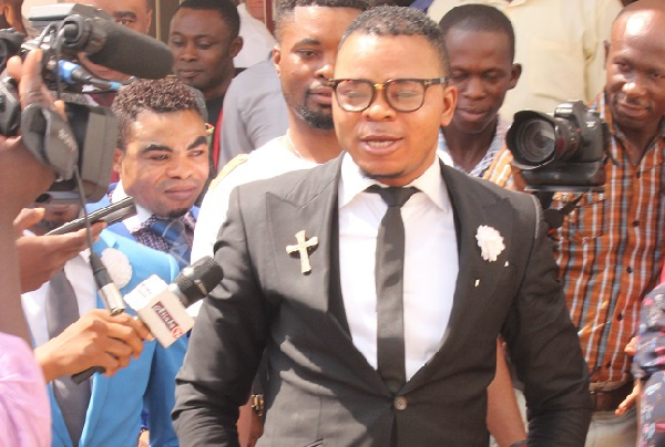 Court drops Obinim forgery case, discharges him and one other