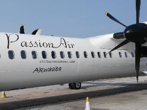 PassionAir flight OP152 landed in Abidjan instead of Kumasi Airport