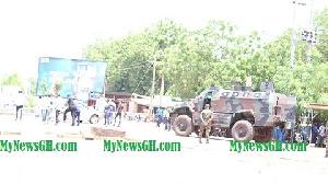 Military Npp Regional Elections