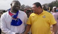 Chairman Wontumi & Joseph Yammin