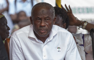 Collins Dauda, former Minister of Minister of Works and Housing