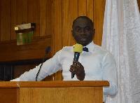 Mr Mike Nyinaku, CEO of Beige Capital