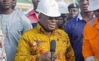 """President Akufo-Addo wished the injured """"speedy recovery."""""""