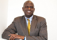 Managing Director at Morgan Stanley, Peter Akwaboah