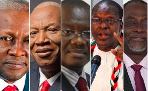 NDC Flagbearers Hopeful