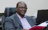 Executive Secretary of the NAB, Mr Kwame Dattey