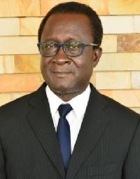 Prof. Kwasi Adomako Ohemeng, Ghanaian Pharmacist