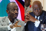 Akufo-Addo has gotten what he deserves from fretted WASSCE candidates - Asiedu Nketia