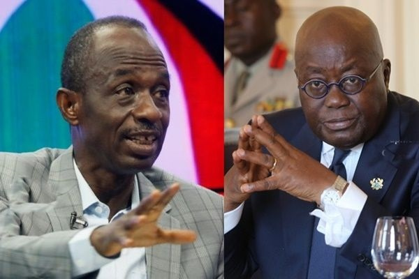 Nana Addo is only a watchman at the presidency - NDC