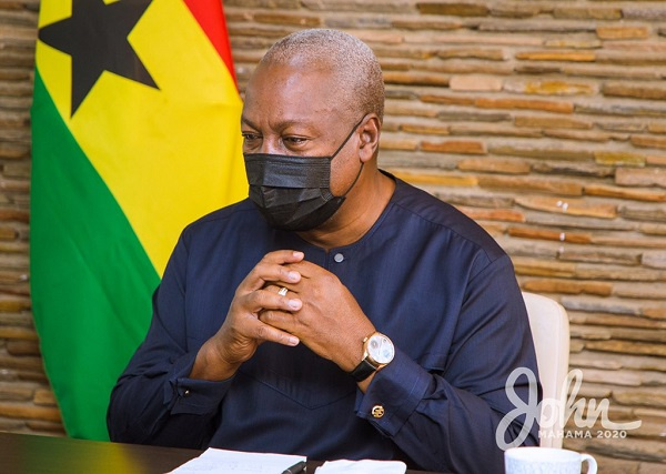 The ills of Ghana's Democracy under Akufo-Addo manifested in Parliament – Mahama