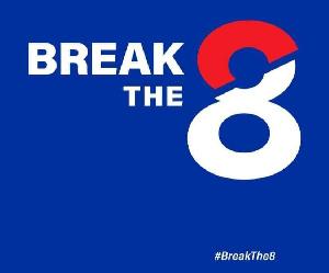 New Patriotic Party (NPP) – Break the 8