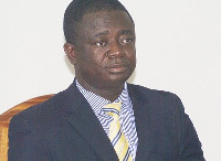 Former Cocobod CEO, Dr Stephen Opuni