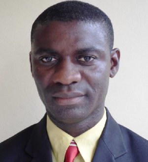 Dr. Ebenezer Ashley, Economist and Business Consultant
