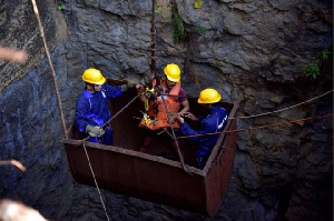 Both mines are being planned and constructed by Australian exploration and production firms