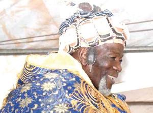 The Overlord of Dagbon, Ya-Na Abukari Mahama II