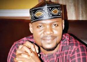 Nollywood actor, Olanrewaju James