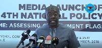 Minister of Information-designate, Kojo Oppong Nkrumah