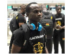Ghanaian boxer, Suleimanu Tetteh