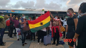 Ghanaian nurses arrive in Barbados for an initial two-year
