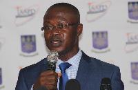 Dr. Charles Ackah, Head of Economics Division, ISSER