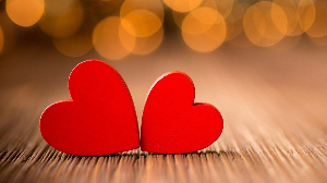 Love. File photo