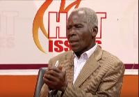 Brigadier General Nunoo-Mensah is former National Security advisor