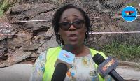 Ing. Mireku Yeboah, Director General of National Road Safety Authority