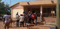 Some irate residents of Savelugu on Thursday clashed with police over the appointment of the MCE