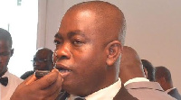 Deputy Minister for Water Resources, Works and Housing, Sampson Ahi