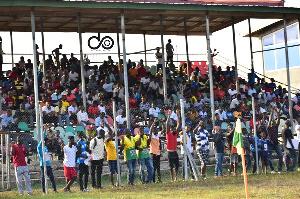 Aduana Hearts Fans