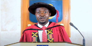 Head of the Information Technology Department at the Valley View University, Accra, Kofi Sarpong Adu