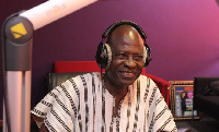 Veteran actor William Addo