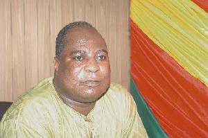 NPP Greater Accra Regional Chairman, Ishmael Ashitey