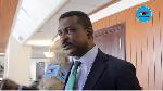 George Kweku Ricketts-Hagan, MP for Cape Coast South Constituency