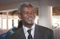 Dr Kwasi Osei, Chief psychiatrist