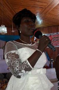 DCE, Wassa Amenfi East, Helina Appiah